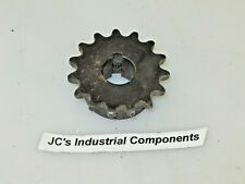 """Sprocket   35 pitch   15 tooth   5/8"""" bore   Martin  35B15 5/8"""
