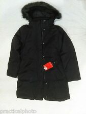 NORTH FACE Arctic Parka, Black, M (MEDIUM), 2015 SEASON, MSRP $299