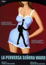 LA PERVERSA SEÑORA WARD (DVD PRECINTADO) GEORGE HILTON EDWIGE FENECH GIALLO