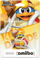 NINTENDO AMIIBO SUPER SMASH BROS KING DEDEDE CHARACTER - NINTENDO WIIU 3DS NEW
