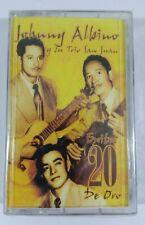 Johnny Albino y Trio San Juan 20 Exitos de ORO DISCO HIT Cassette Sealed