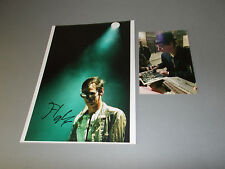 Christian Flake Lorenz Rammstein signed autograph Autogramm 8x11 photo in person