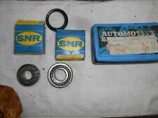 Renault 4, 5, 6, 12, 15, 16, 17, 18, 20, 30 Fuego NOS SNR Rear Wheel Bearing Kit
