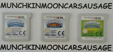 Skylanders SA Giants Swap Force Nintendo 3DS 2DS & XL Carts ONLY FREE UK P&P