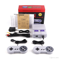 Classic Super mini Retro SFC TV Game Console Entertainment System for Nintendo