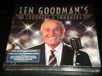 Len Goodman's Crooners & Swooners -  3 CD's Album Digipak - 60 Tracks NEW/SEALED