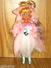 Lady Lovely Locks Enchanted Island  Doll Mattel Comes Wearing New Party Dress