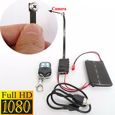 1080 HD Screw spy hidden video Audio nanny pinhole camera DVR Recorder Cam NEW
