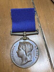 Metropolitan Police Queen Victoria Jubilee bronze Medal 1897