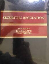 Securities Regulation By Louis Loss Cumulative 2015 Supplement Wolters Kluwer