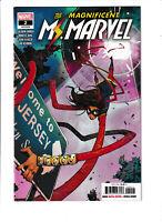 The Magnificent Ms. Marvel #2 NM- 9.2 Marvel Comics Captain Marvel,Avengers