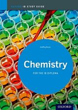 IB Chemistry: Study Guide: Oxford IB Diploma Program by Neuss, Geoffrey