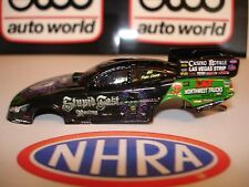 AUTO WORLD ~ NHRA Bob Bode Stupid Fast Racing Funny Car Body ~ Fits AFX, AW, JL