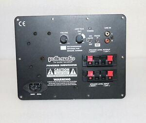 Polk audio - Psw 250 - Alimentation Amplificateur - RF2509-1