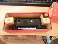 Triang R152 Class 08 Diesel Shunter 0-6-0 DS 13005 BLACK BRITISH RAILWAYS BOXED