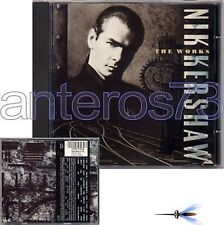 """NIK KERSHAW """"THE WORKS"""" RARE CD OUT OF PRINT"""