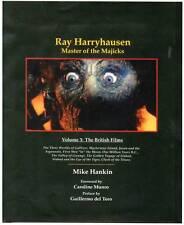 RAY HARRYHAUSEN MASTER OF MAJICKS Volume 3 (2010) with 3-D glasses, unopened!