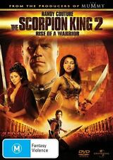 The Scorpion King 2: Rise of a Warrior (DVD, 2008)