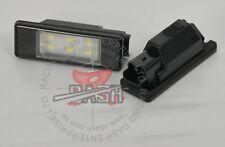 LED SMD Kennzeichenbeleuchtung passend für Peugeot 106 207 307 3008 308 CC SW