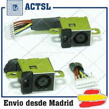 CONECTOR DC JACK HP Pavilion DV3000 (Con Cable)