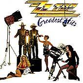 Z Z. TOP - GREATEST. HITS - NEW CD