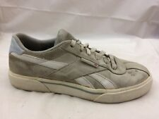 994e67768e6 Reebok Classic Womens 7.5 M Gray Suede Leather Sneaker Athletic Shoe  Bicycle Toe