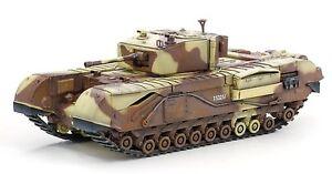 Dragon Armor Churchill Mk.III Tunis 1943 1:72 Scale WW2 Model Tank 60569