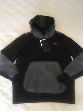 The North Face Black Gray Urban Explore Size L Hoodie NWT $320