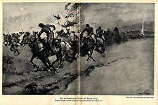 1914 * Aus den Kämpfen um Namur am 22.August  * WW I