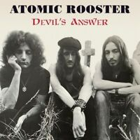 Atomic Rooster - Devil's Answer - Atomic Rooster [New CD]