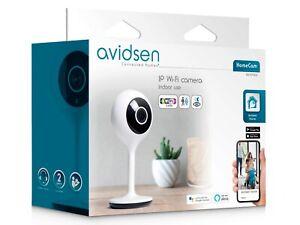 Caméra de sécurité connectée HomeCam Avidsen - intérieure - 1080p - maison