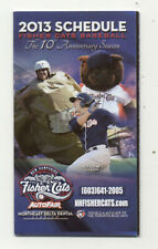 New Hampshire Fisher Cats Minor League Baseball 2013 Pocket Schedule