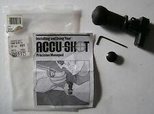 New listing Accu Shot Precision Rail Monopod w/ Quick Adjust Button/Knob