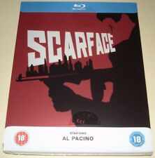 Scarface 1983 Limited To Only 1000 Prints Exclusive Edition Blu-ray Steelbook UK