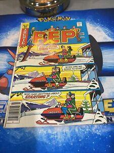 Archie Comics PEP #323 Bronze Age Year 1977