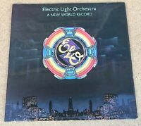 ELECTRIC LIGHT ORCHESTRA ELO A New World Record Vinyl LP EXCELLENT CONDITION  A
