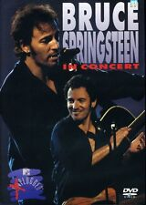 BRUCE SPRINGSTEEN In Concert MTV Unplugged DVD BRAND NEW PAL Region 0