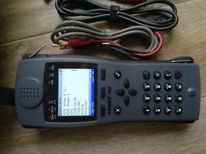 Intec ARGUS 162 Prüfhörer Prüftelefon analog ISDN xDSL ADSL VDSL SFP FTTx