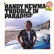 RANDY NEWMAN Trouble In Paradise GER Press Warner 92 3755-1 1983 LP