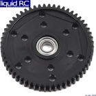 Robinson Racing 1549 Axial SCX10/SMT10 Black Steel 56T Stock Replacement 32P Gea
