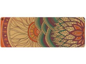 Yoloha Mountain Magic Aura Cork Yoga Mat- Free Shipping