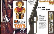 Daisy 1979 Air Guns Toys Catalog