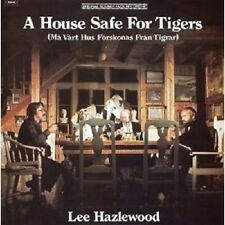 "LEE HAZLEWOOD ""A HOUSE SAFE FOR TIGERS"" CD NEUWARE"