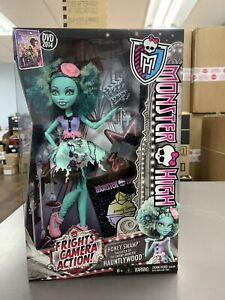 Monster High HONEY SWAMP Frights Camera Action! Doll