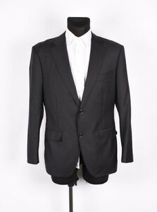 Suit Supply Men Wool Grey Jacket Blazer Size EU-50,UK-40