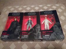 Princess Leia Organa from Hoth Star Wars Black Series #75 52 45 KYLO REN LOT