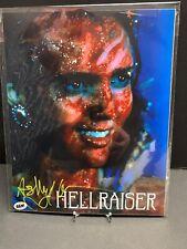 Ashley Laurence Signed Hellraiser 8x10 Photograph Bam Box Horror COA