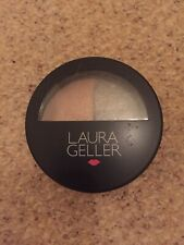 Laura Geller Baked Eye Elements - Smoke And Ice - New- 8g