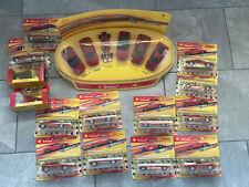 Ferrari Shell Diorama Vitrine 20 Modellautos F1 neu OVP V-Power