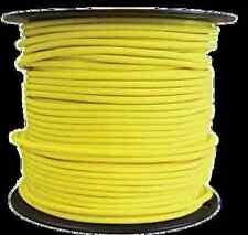 8mm Shock Cord Bungee Rope Yellow Elastic Shock Cord